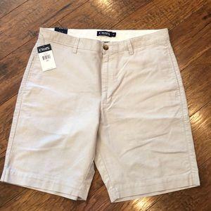 b96b82b586 Chaps Shorts - Chaps NWT's Stretch Twill Hampton Khaki Shorts 34